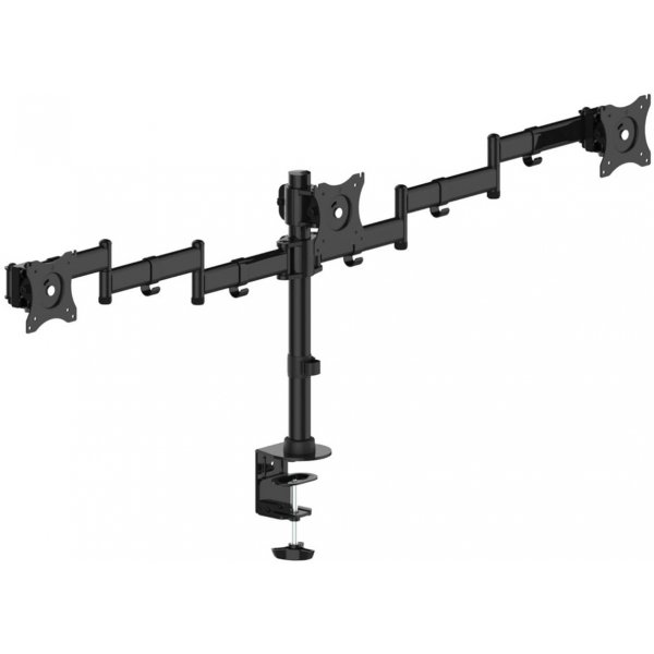 """Multibrackets 3385 Triple Deskmount for up to 27\"""" Monitors"""