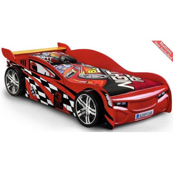 Ultimum Scorpion Racer Kids Single Bed