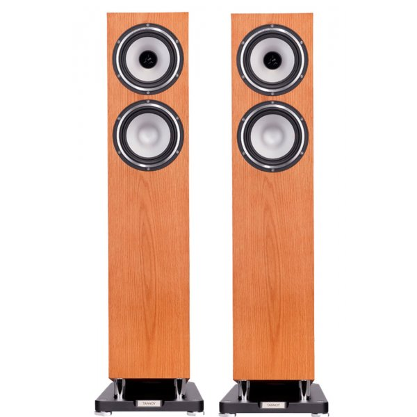 Tannoy Revolution XT 6F Medium Oak Speakers (Pair)