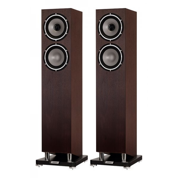 Tannoy Revolution XT 6F Dark Walnut Speakers (Pair)