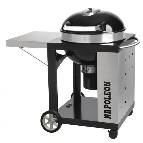 Napoleon Charcoal Kettle BBQ with Cart