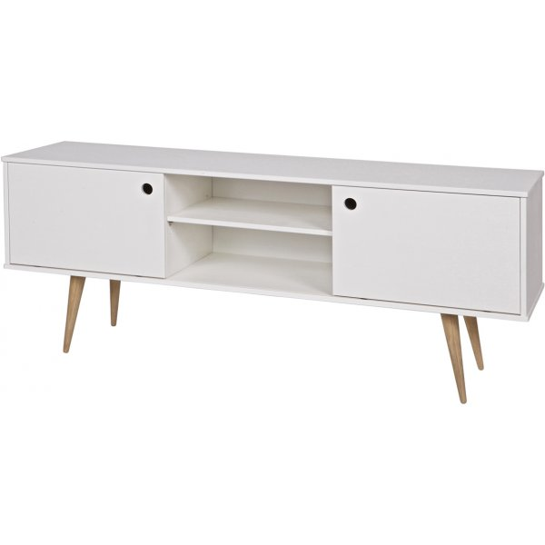 """Woood Retro TV Unit for up to 65\"""" TVs"""