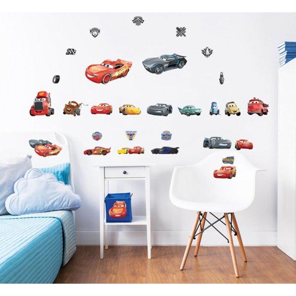 Walltastic Disney Cars Wall Stickers