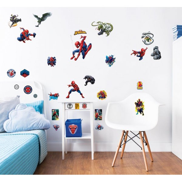 Walltastic Spiderman Wall Stickers
