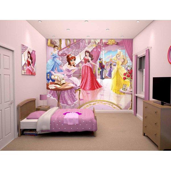 Walltastic Fairy Princess 12 Piece Mural