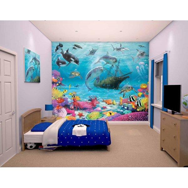 Walltastic Sea Adventure 12 Piece Mural