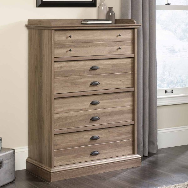Mason and Bailey Trent 4 Drawer Oak Chest