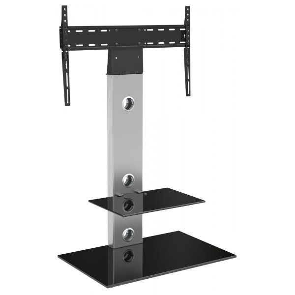 "AVF Lesina FSL700LES Cantilever TV Stand for TVs up to 55"" - Silver"