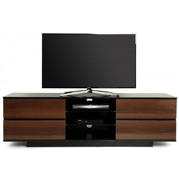 MDA Avitus Black and Walnut TV Cabinet