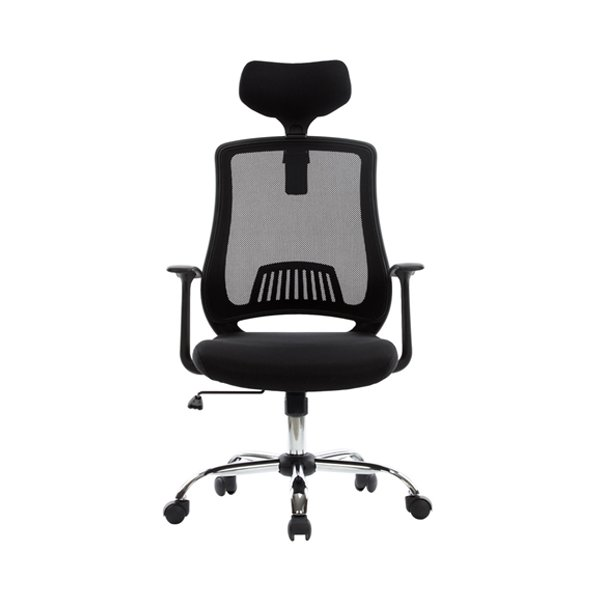 Alphason Florida Black Office Chair