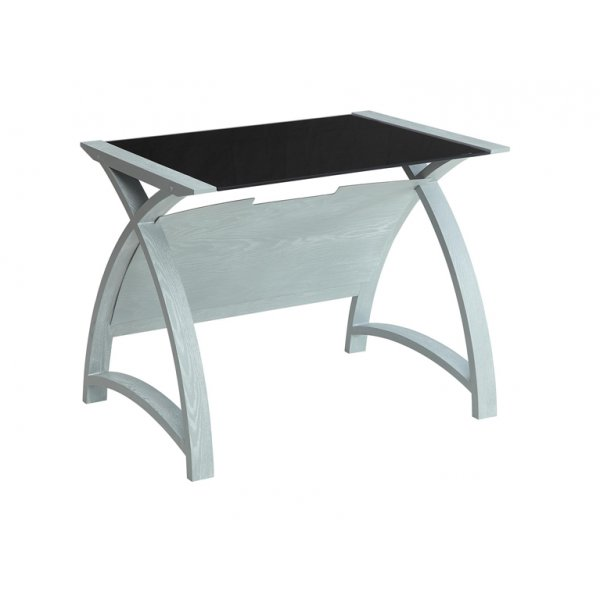Jual Helsinki 900 Grey Laptop Table