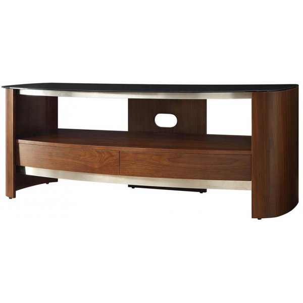 "Jual Melbourne Walnut TV Stand for up to 60"" TVs"