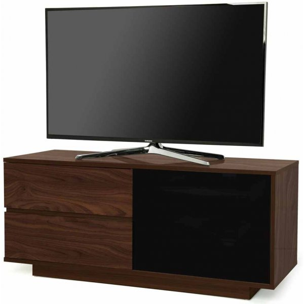 """MDA Gallus Ultra Walnut TV Cabinet for up to 55\"""" TVs"""