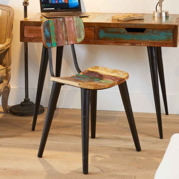 Baumhaus Coastal Chic Pack of 2 Dining Chair