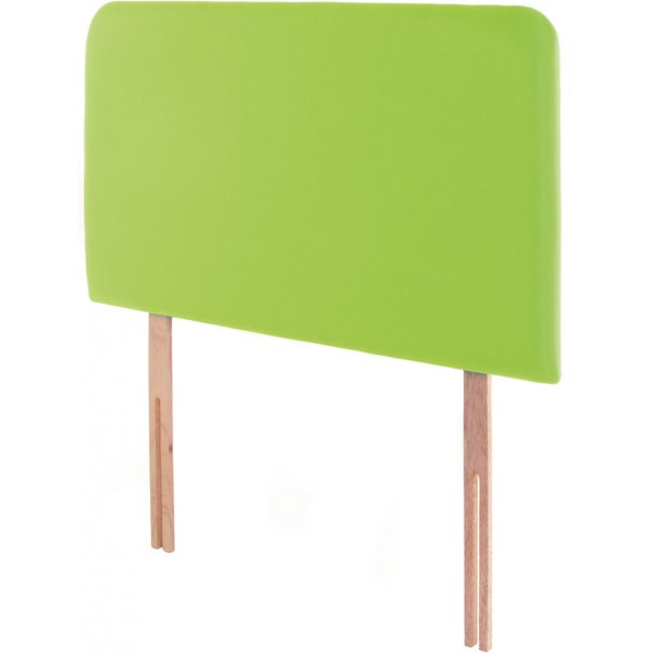 Swanglen Starburst Small Single Headboard Lime