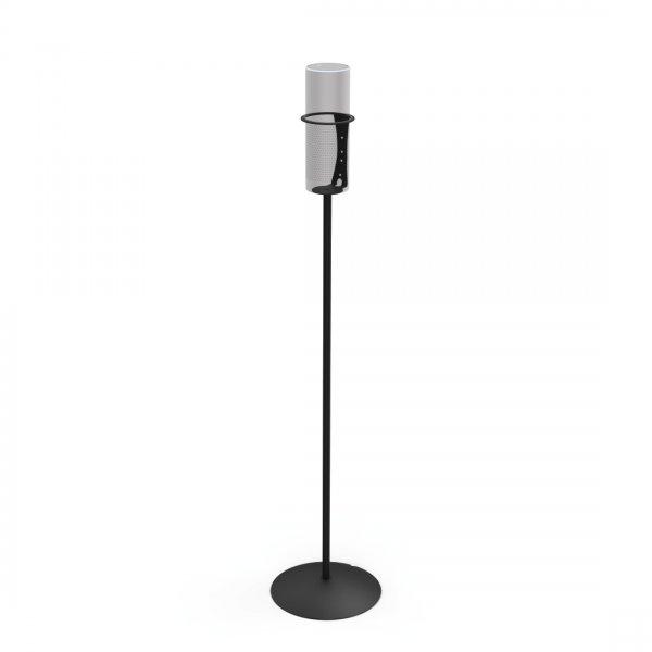 ValuConnect Loudspeaker Stand for Amazon Echo 1st Gen/Amazon Echo Plus - Black