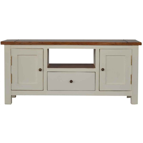 """Mason and Bailey 2 Tone TV Stand for up to 55\"""" TVs"""