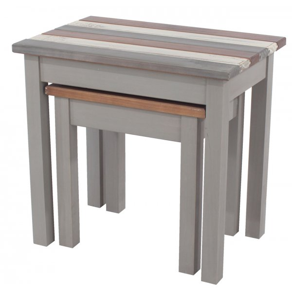 Core Products Corona Vintage Nest of Tables