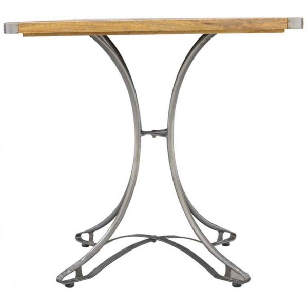 Ultimum Timeless Re-Engineered Square Cafe Table