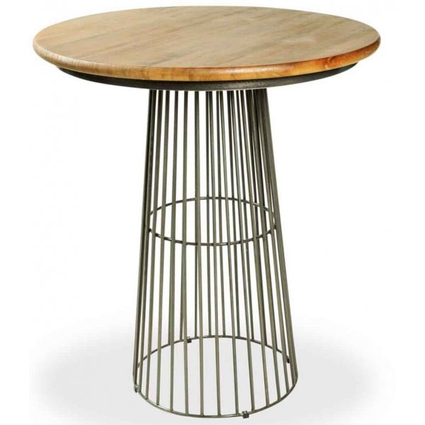 Ultimum Timeless Re-Engineered Birdcage Bar Table