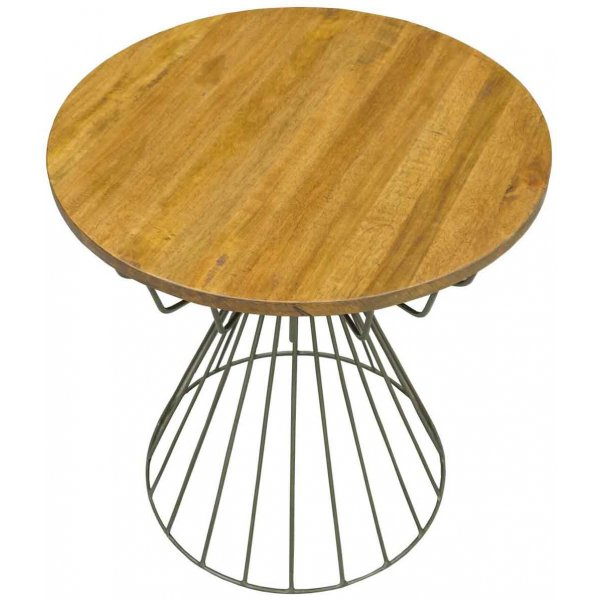Ultimum Timeless Re-Engineered Birdcage Side Table
