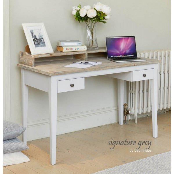 Baumhaus Signature Grey Desk