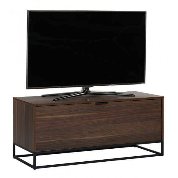 """Off The Wall Cube TV Cabinet for up to 50\"""" - Walnut"""