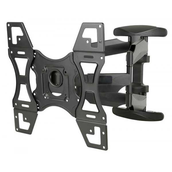 Multibrackets M VESA Flexarm Full Motion TV Wall Bracket Dual for TVs up to 55""
