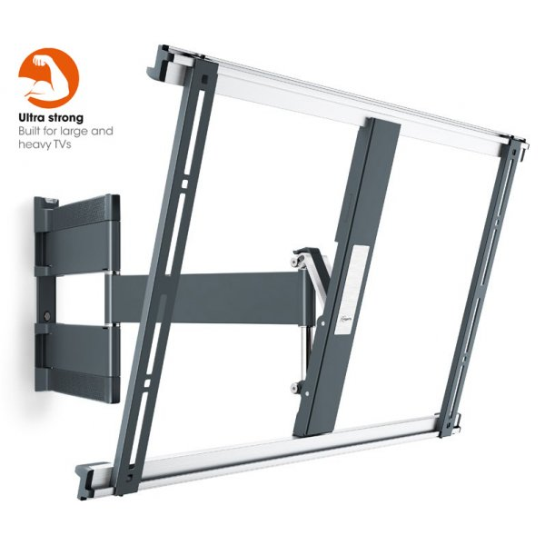 "Vogel\'s THIN 545 ExtraThin Full-Motion Wall Bracket for 40\"" to 65\"" - Black"