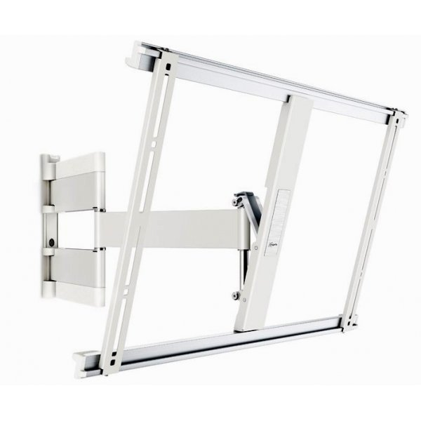 "Vogel\'s THIN 545 Extra Thin Full-Motion Wall Bracket for 40"" to 65\"" - White"