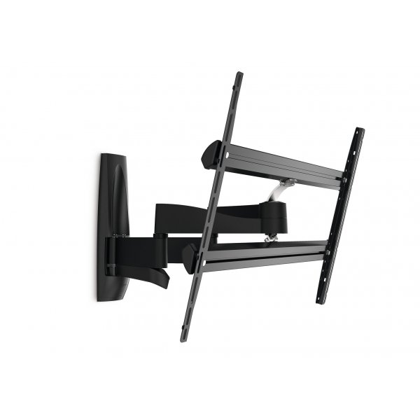 """Vogel\'s Wall 3450 Extra Thin Full-Motion Wall Bracket for 55\"""" to 100\"""" TV\'s - Black"""