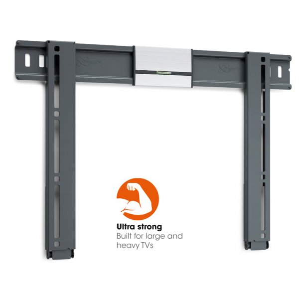 """Vogel\'s THIN 405 Extra Thin Fixed Wall Bracket for 26\"""" to 55\"""" - Black"""