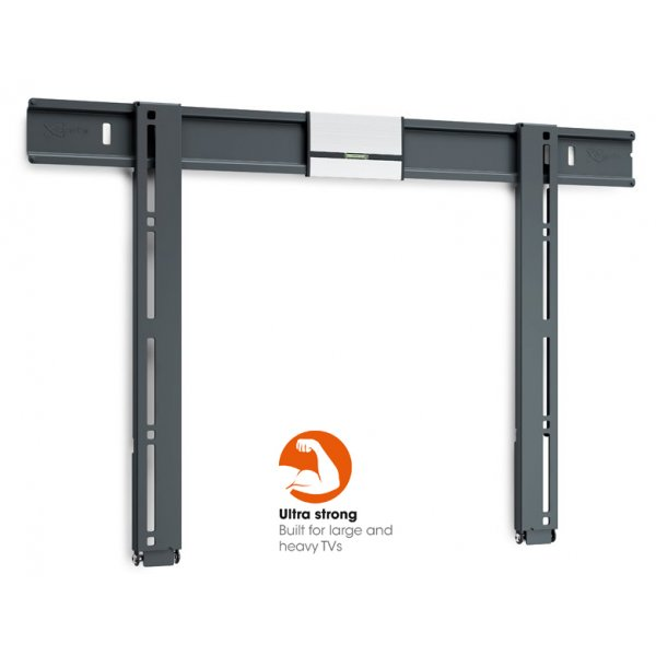 "Vogel\'s THIN 505 ExtraThin Full-Motion Wall Bracket for 40"" to 65\"" - Black"