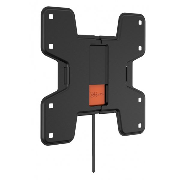 "Vogel\'s Wall 3105 Fixed TV Wall Bracket for 19"" to 40\"" TV\'s - Black"