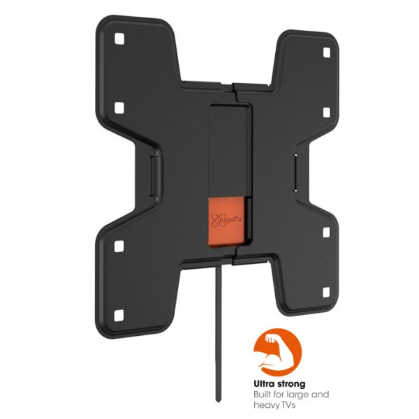 """Vogel\'s Wall 3105 Fixed TV Wall Bracket for 19\"""" to 43\"""" TV\'s - Black"""