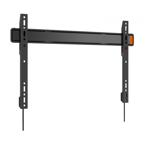 """Vogel\'s Wall 3305 Fixed TV Wall Bracket for 40\"""" to 100\"""" TV\'s - Black"""
