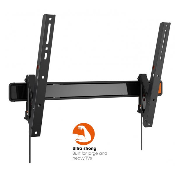 "Vogel\'s Wall 3315 Tilting TV Wall Bracket for 40"" to 65\"" TV\'s - Black"