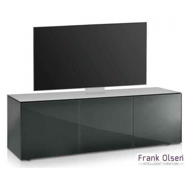 "Frank Olsen INTEL1500 Grey Cantilever TV Cabinet For TVs Up To 60\"""