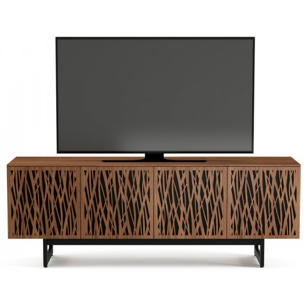 "BDI Elements 8779 Wheat TV Stand For Up To 80"" TV\'s - Walnut"