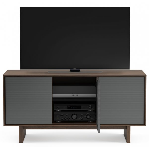 "BDI Octave 8377 TV Stand For Up To 70"" TV\'s - Toasted Walnut"