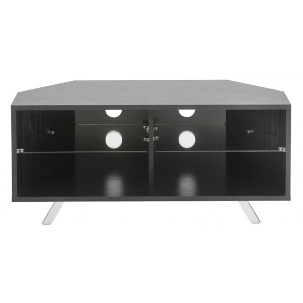 """TNW Oregon 1000 TV Stand For Up To 50\"""" TVs - Black"""