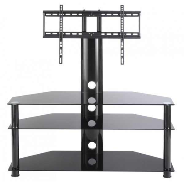 ValuFurniture TVS1009 Cantilever TV Stand