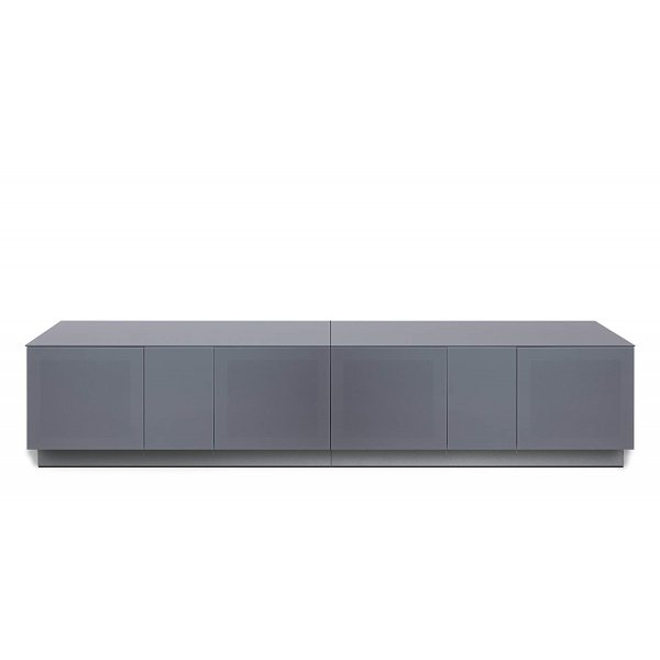 """Alphason Element EMT2500XL-GRY Grey TV Stand for up to 110\"""" TVs"""