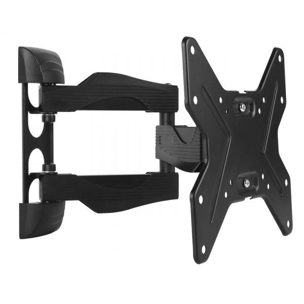 "TTAP TTD202DA1 Cantilever Tilt and Swivel TV Wall Bracket For Up To 42\"" TVs - Double Arm"