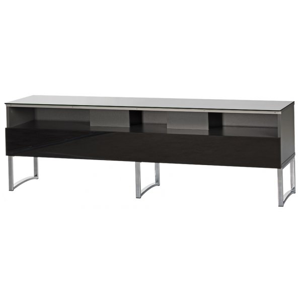 Off The Wall Select 1600 Grey Half Door TV Stand for up to 80""