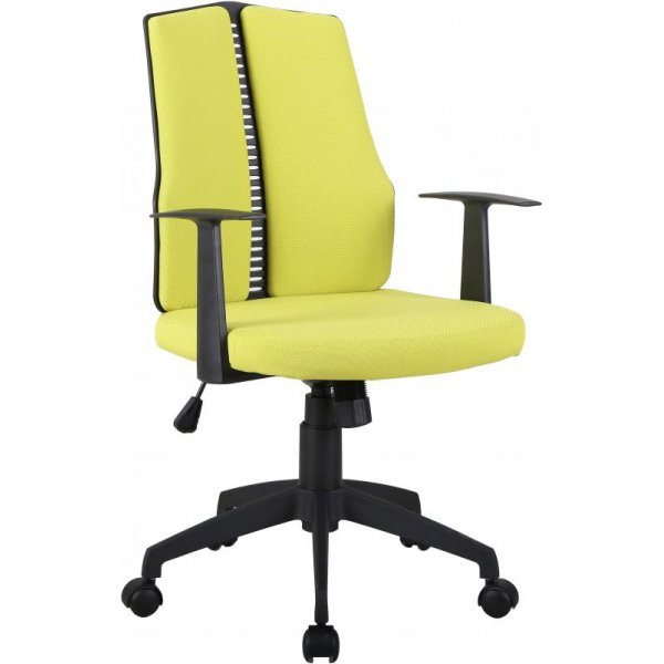 DSK CX1126M Computer Chair in Green Fabric