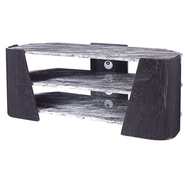 """Jual JF906 Sorrento Slate and Marble TV Stand For Up To 60\"""""""