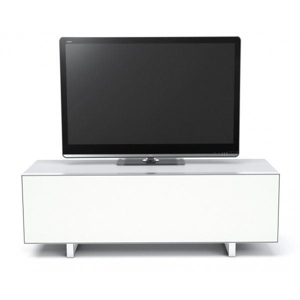 "Stil Stand TS-7120W TV Stand For Up To 55"" - White"