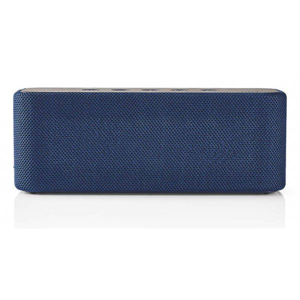 ValuConnect Waterproof Bluetooth Speaker - Blue