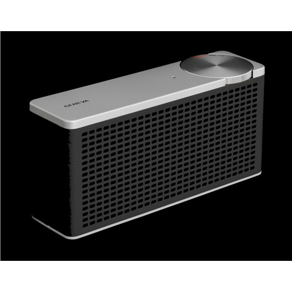 Geneva Touring XS Black Bluetooth Speaker